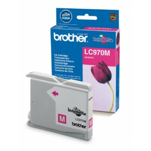 Brother LC970M tintapatron (Eredeti)