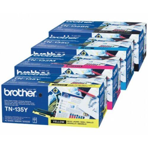 Brother TN135BK toner (Eredeti)
