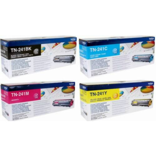 Brother TN241BK toner (Eredeti)