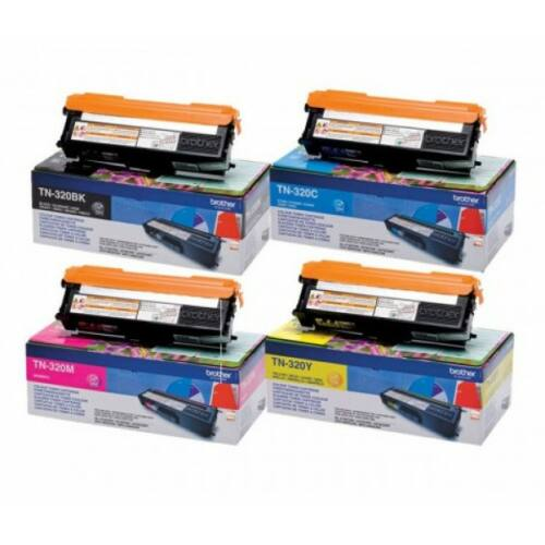 Brother TN320Y toner (Eredeti)