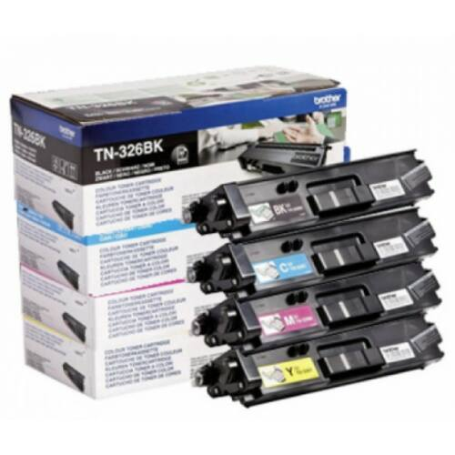 Brother TN326BK toner (Eredeti)