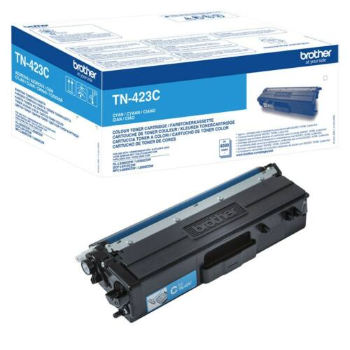 Brother TN423C toner (Eredeti)