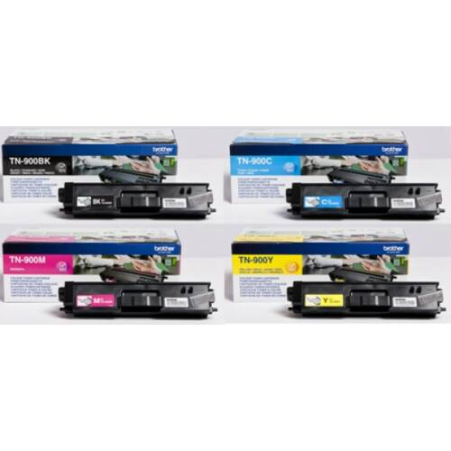 Brother TN900Y toner (Eredeti)