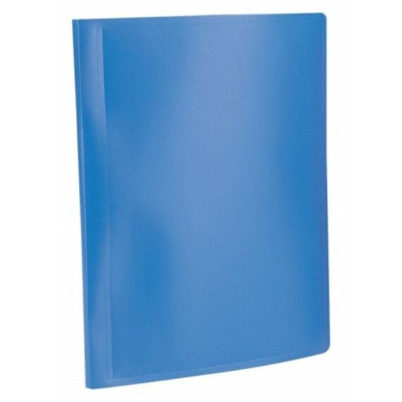 """Bemutatómappa, 10 zsebes, A4, VIQUEL """"Standard"""", kék"""